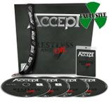 ACCEPT - Restless & Live EARBOOK DELUXE Import