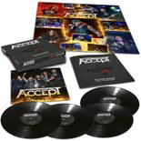 ACCEPT - Restless & live BLACK VINYL BOX