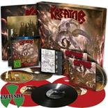 KREATOR - Gods of violence MAILORDER EDITION Import