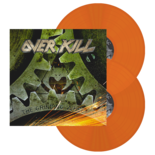 OVERKILL - The Grinding Wheel (Orange Vinyl)