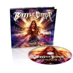 BATTLE BEAST - Bringer of Pain DIGIPAK Import