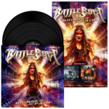 BATTLE BEAST - Bringer of Pain BLACK VINYL + Poster