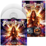 BATTLE BEAST - Bringer of Pain CLEAR VINYL + Poster