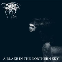 DARKTHRONE - A Blaze in the North VINYL