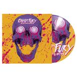 THE CHARM THE FURY - The Sick, Dumb & Happy PICTURE VINYL Import