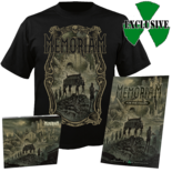 MEMORIAM - For the Fallen CD-Digi+T-Shirt Bundle