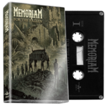 MEMORIAM - For The Fallen (Black Cassette)