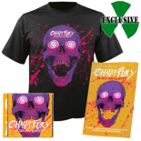 THE CHARM THE FURY - The Sick, Dumb & Happy CD+T-Shirt Bundle