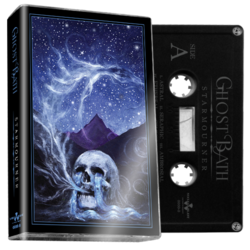 GHOST BATH - Starmourner (Black Cassette)