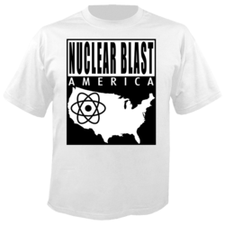 NUCLEAR BLAST AMERICA - Mangle Your Mind WHITE TS