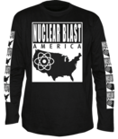 NUCLEAR BLAST AMERICA - Mangle Your Mind Longsleeve Shirt