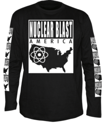 NUCLEAR BLAST AMERICA - Mangle Your Mind LS