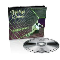 THE NIGHT FLIGHT ORCHESTRA - Amber Galactic DIGIPAK Import