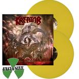 KREATOR - Gods Of Violence YELLOW VINYL Import