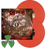 KREATOR - Gods Of Violence ORANGE VINYL Import