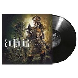 SPOIL ENGINE - Stormsleeper BLACK VINYL Import