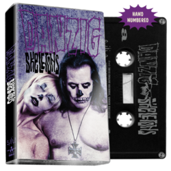 DANZIG - Skeletons (Black Cassette)