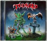 TANKARD - One Foot in the Grave CD Import