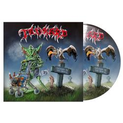 TANKARD - One Foot in the Grave PICTURE VINYL Import