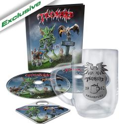 TANKARD One Foot in the Grave MAILORDER EDITION Import