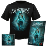 SUFFOCATION - Of the Dark Light CD+T-Shirt Bundle