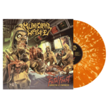 MUNICIPAL WASTE - The Fatal Feast (Orange w/Yellow Splatter)