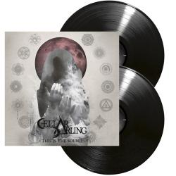 CELLAR DARLING - This is the Sound BLACK VINYL Import