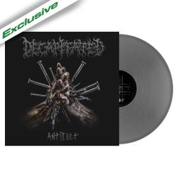 DECAPITATED - Anticult SILVER VINYL Import