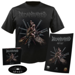 DECAPITATED - Anticult CD-Digi+T-Shirt Bundle*