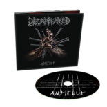 DECAPITATED - Anticult (Digipak)