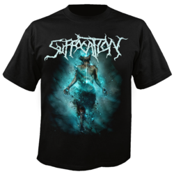 SUFFOCATION - Of The Dark Light TS