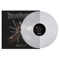 DECAPITATED - Anticult CLEAR VINYL Import