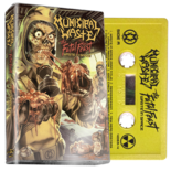 MUNICIPAL WASTE - The Fatal Feast (Yellow Cassette)