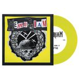 MEMORIAM - The Hellfire Demos III NEON YELLOW VINYL Import
