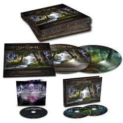 WINTERSUN The Forest Seasons CD-DIGI+2LP Picture Vinyl