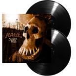 RAGE - Seasons of the Black BLACK VINYL Import