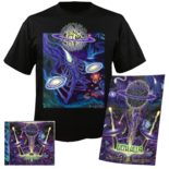 RINGS OF SATURN - Ultu Ulla CD+ T-Shirt Bundle SMALL