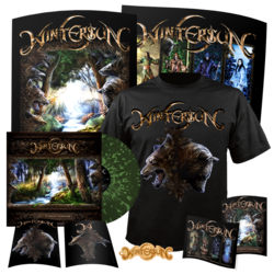 WINTERSUN The Forest Seasons (Vinyl+T-Shirt+Keychain Bundle)