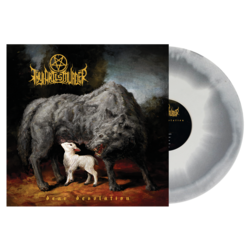 THY ART IS MURDER Dear Desolation (White/Grey Vinyl)