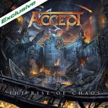 ACCEPT - The Rise of Chaos MAILORDER EDITION