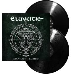 ELUVEITIE - Evocation II - Pantheon BLACK VINYL Import