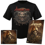 VENOM INC - Ave CD+T-Shirt Bundle XL*