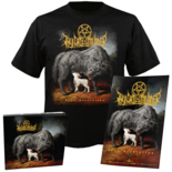 THY ART IS MURDER - Dear Desolation CD-Digi+ T-Shirt+Poster Bundle