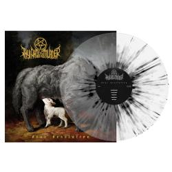 THY ART IS MURDER Dear Desolation CLEAR/WHITE BLACK SPLATTER VINYL