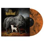 THY ART IS MURDER - Dear Desolation BLACK/ORANGE MARBLE VINYL Import