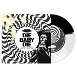 KADAVAR - Die Baby Die WHITE/ BLACK BI-COLOURED VINYL