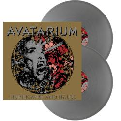 AVATARIUM - Hurricanes and Halos SILVER VINYL Import