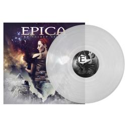 EPICA The Solace System CLEAR VINYL Import