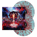 AVERSIONS CROWN - Xenocide (eBlue w/Red Splatter Vinyl)