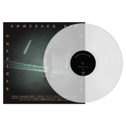 COMEBACK KID Outsider (Clear Vinyl)